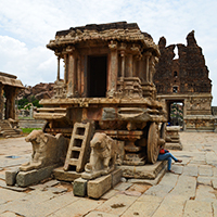 Bespoke South History and Architecture Hampi