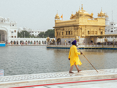 Golden Temple - Feat Image