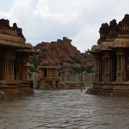 Of Vanaras and God-Kings: Tales of Hampi's Ruins